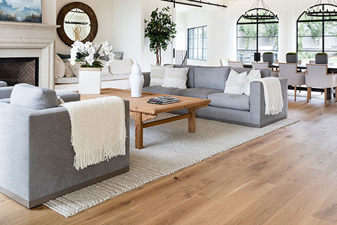 Pacific Palisades wood floor project